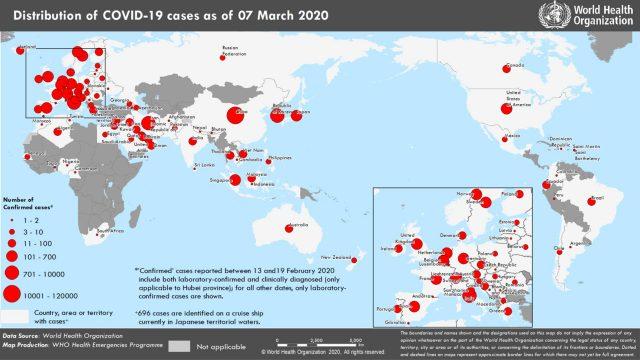 COVID-19-Coronavirus-Map-March-7