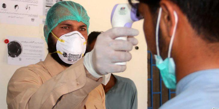 پاکستان میں کرونا وائرس