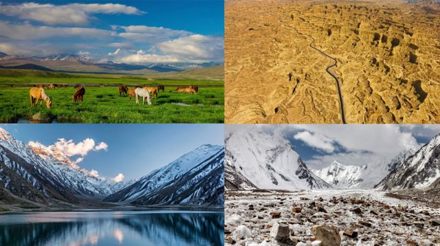 National Geographic Highlights Pakistan's 'Most Wild & Beautiful Places'
