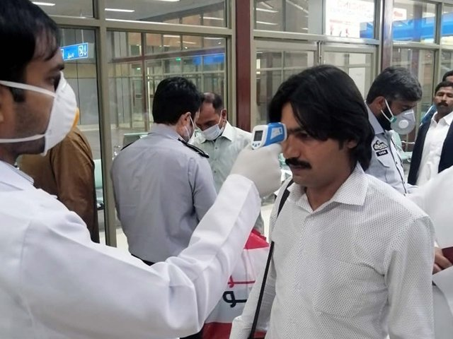 Nine new coronavirus cases emerge in Karachi as Pakistan's