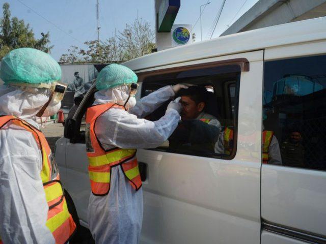 Pakistan reports 6th coronavirus case