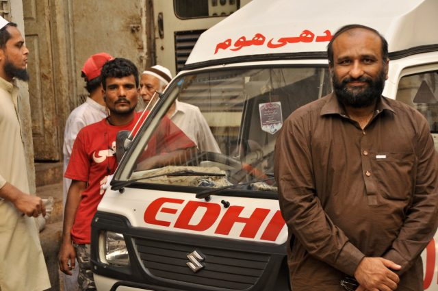 Pakistan's Edhi Foundation looks forward to becoming dispensable