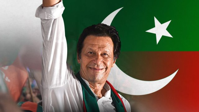 Under Khan's leadership, what does the future of Pakistan
