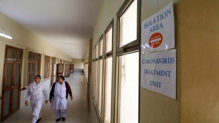 ویروس کرونا در پاکستان