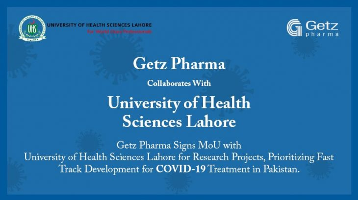 WHO oversees research to develop corona treatment in Pakistan
