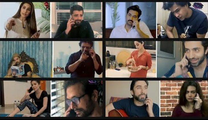 Pakistani celebrities share precautionary measures against COVID-19 in short film