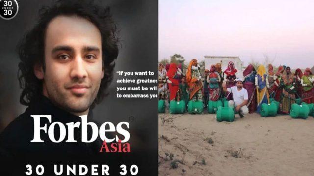 Pakistani entrepreneur makes it to Forbes 30 under 30 Asia