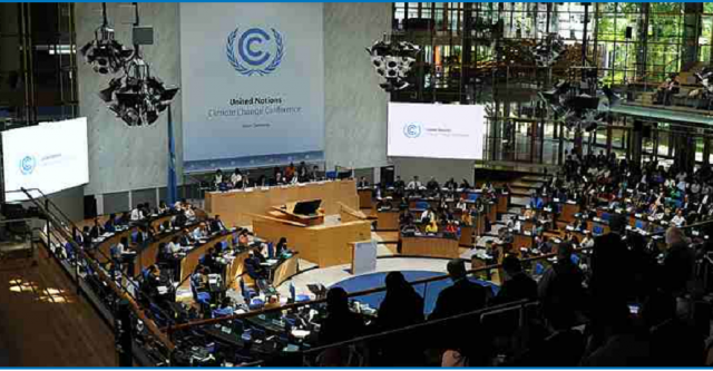 Pakistani Scientist Arif Goheer Elected As Chair Of UNFCCC Consultative Group Of Experts