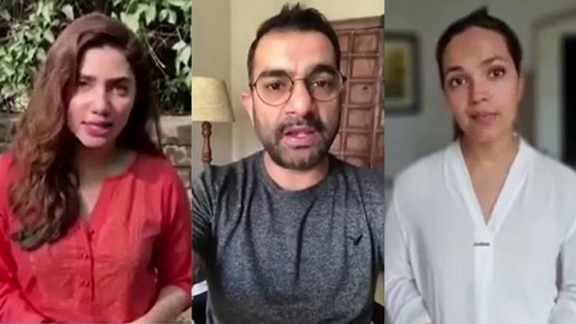 These Pakistani celebs want you to stay safe and stay home