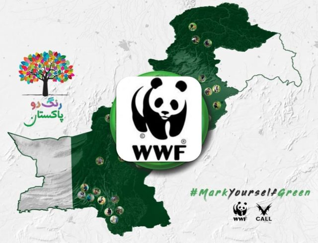 WWF - Pakistan pledges to plant 1.4 million trees