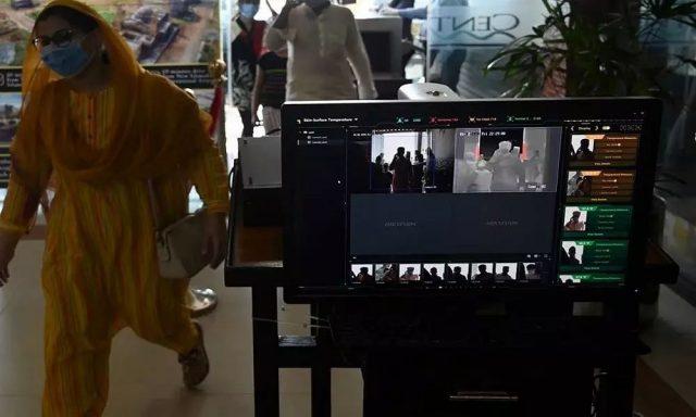 1 Pakistan uses militant-tracking tech to hunt coronavirus