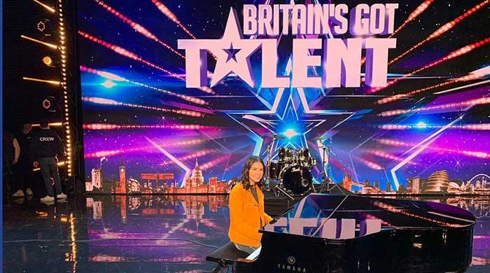 14-year-old blind British-Pakistani girl wows judges at 'Britain's Got Talent'