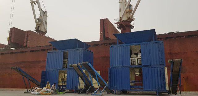 Pakistan begins transit trade to Afghanistan via qwader