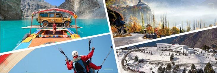 Give A Chance To Pakistan's Tourist Points Yet Adventure Destination To Melt Your Heart