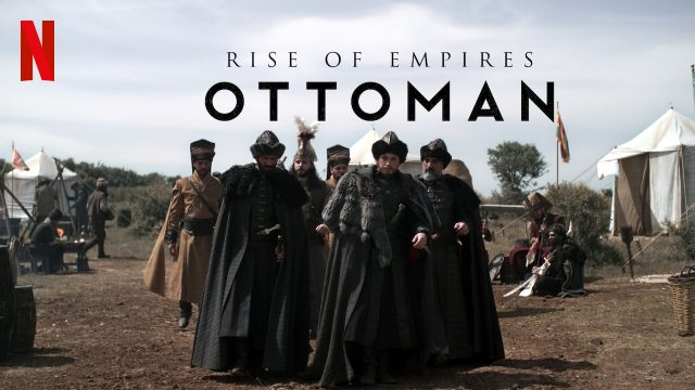 Is Rise of Empires Ottoman available to watch on Netflix
