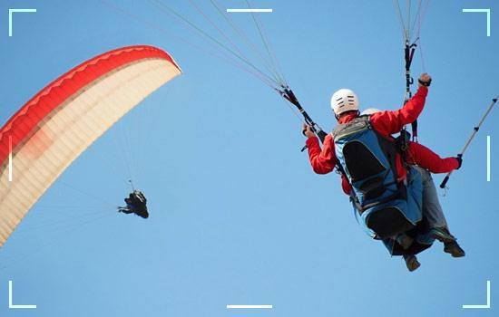 Karachi-Paragliding