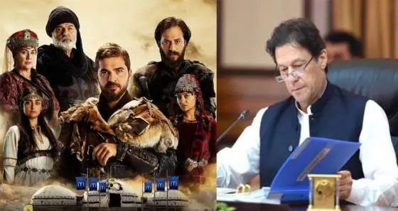 PM Imran Khan Directs PTV To Air Turkish Drama 'Ertugrul' In Urdu
