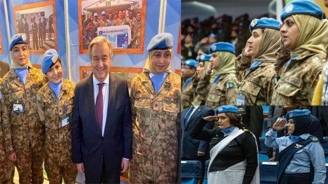 Pakistan Among Top Contributors To UN Peacekeeping
