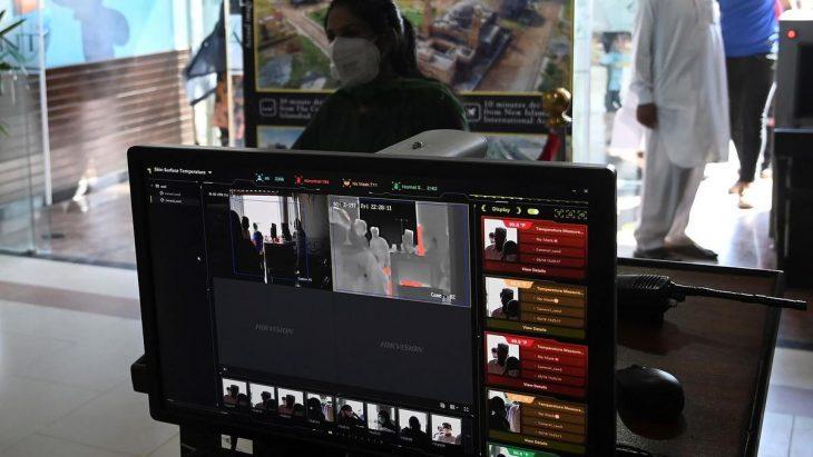 Pakistan uses militant-tracking tech to hunt virus