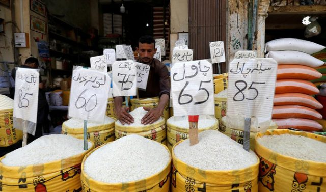 Pakistani rice exports to Middle East surge after India lockdown