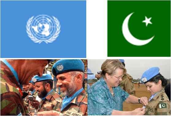 Pakistan's Peacekeeping Role