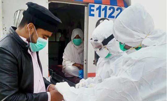 Pakistan's coronavirus cases exceed 450