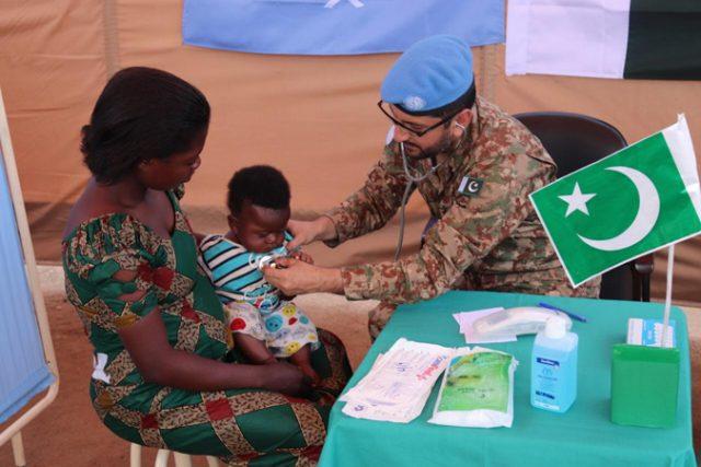 Pakistan's illustrious role in UN peacekeeping 2