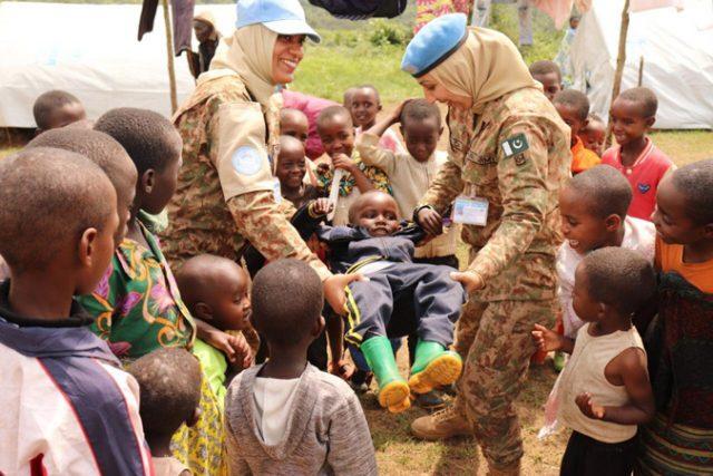 Pakistan's illustrious role in UN peacekeeping