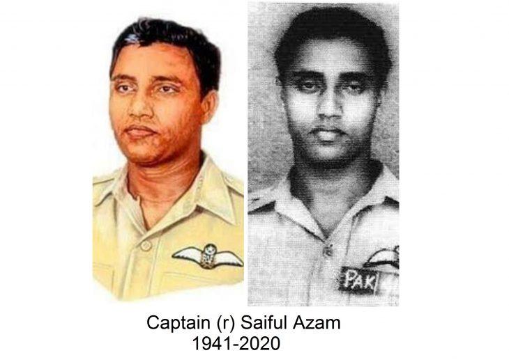 Captain (r) Saiful Azam