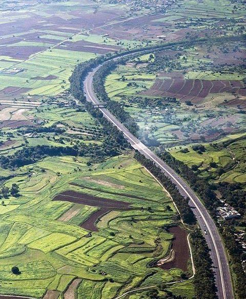 سفر به لاهور - اتوبان لاهور به اسلام آباد