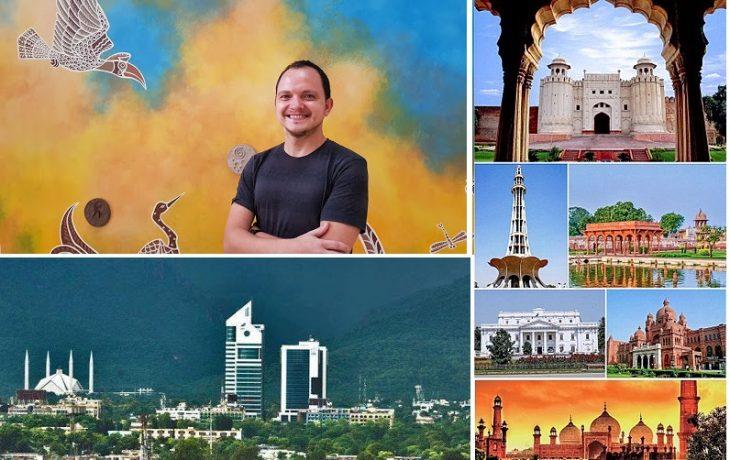 سفر به لاهور و اسلام آباد