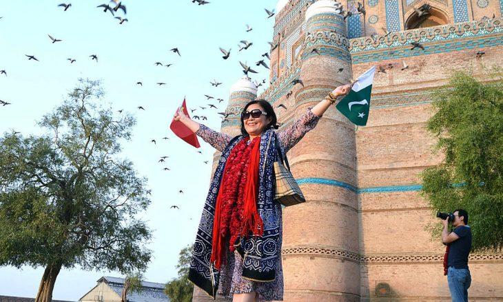 Promote Pak-China Friendship