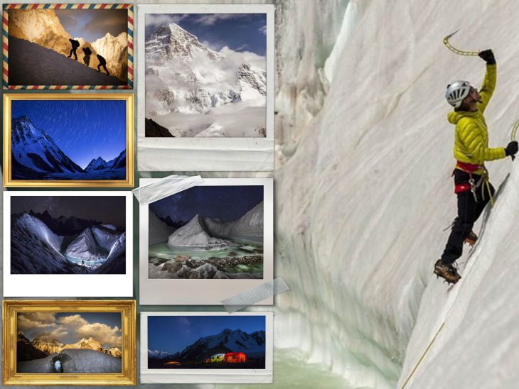 Polish photographer takes a drone to K2, returns with breathtaking pictures