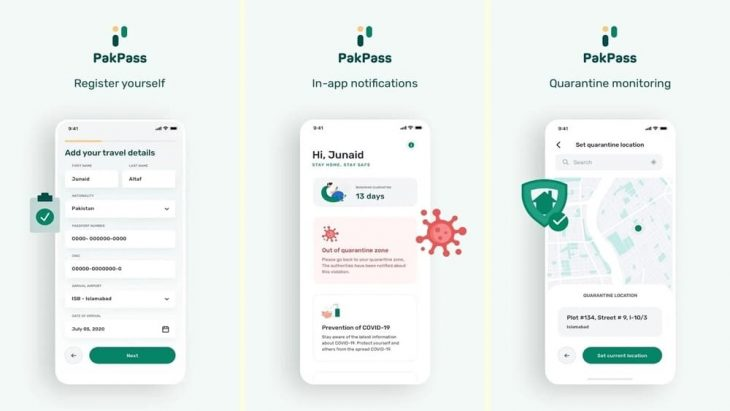 This App Helps Travelers Arriving in Pakistan Follow Safety Precaution