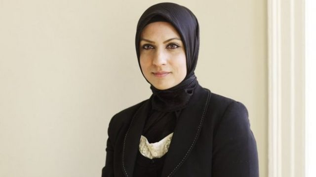 Muslim woman becomes one of the first hijab-wearing judges in UK 2