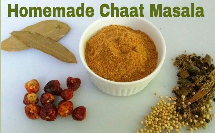 Chaat Masala Homemade Ramadan Special Recipe