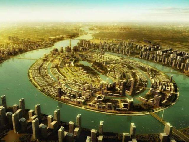 Dubai-like modern city to be developed near Lahore