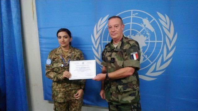 Major Samia Rehman