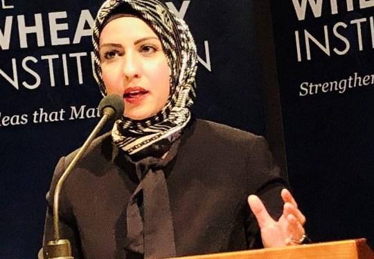 Raffia Arshad Becomes First Hijab-Wearing Muslim Judge in UK