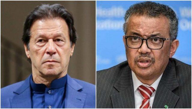 WHO 'praises' Pakistan's response against coronavirus