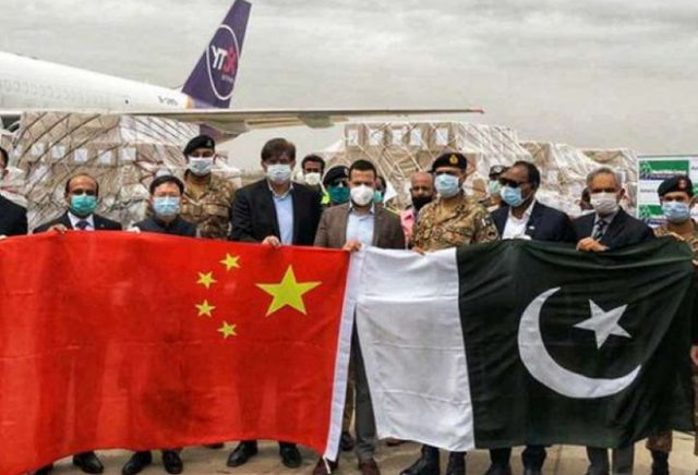 Why China and Pakistan need each other in the Covid19 crisis