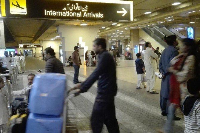 پروازهای بین المللی به پاکستان