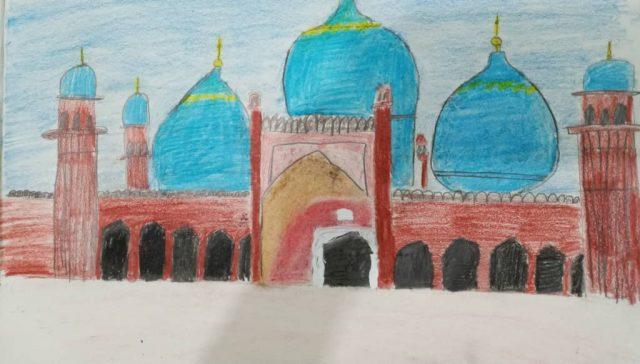 نقاشی الهام سادات