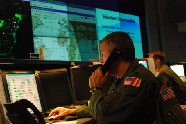 2 The Air Force's new 'glue' to pull information warfare together