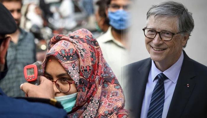 Bill Gates acknowledges Pakistan's flattened Covid-19 curve