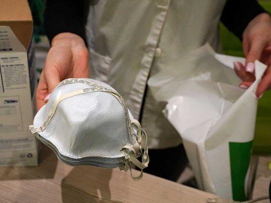 Govt allows export of N95, surgical masks 2