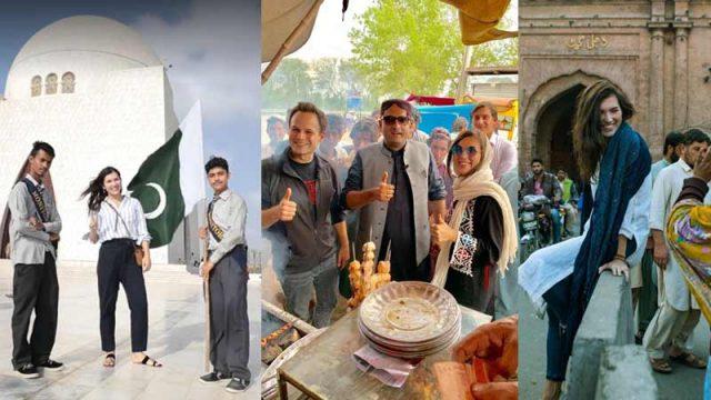 Eva Zu believes Pakistan can become world's No-1 tourist destination