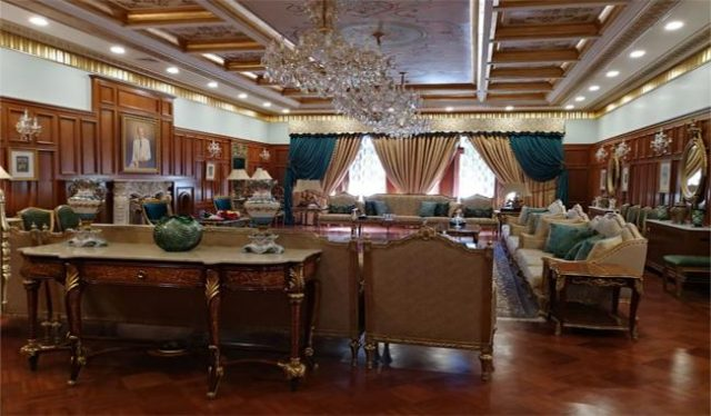 Golden toilet and royal rooms A curious case of Governor House Murree