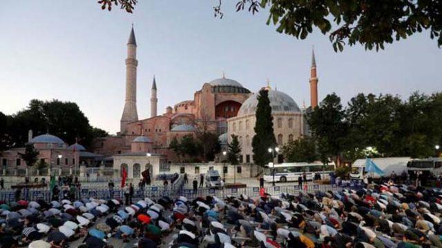 Hagia Sophia Erdogans dream is Turkeys nightmare