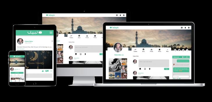 Meet Labayk, a new social media platform based on Islamic morals